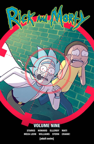 Rick and Morty Volume 09