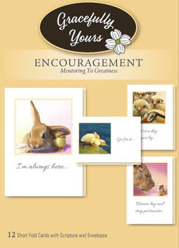 Encouragement from Mentors (12 ct) - GY-145