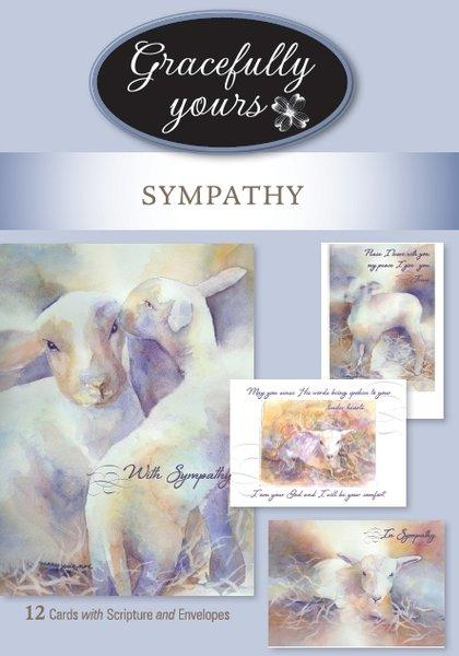 Hope and Comfort Sympathy (12 ct) - GY-225