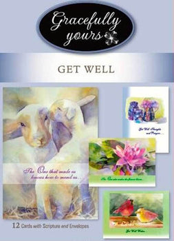 Get Well Days Of Renewal (12 ct) - GY-222