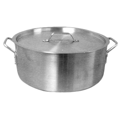 Brazier Pot, 30 Quart - 1 ea