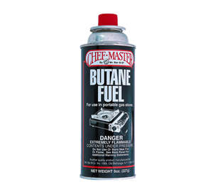 Butane Fuel, 8 oz. can - 1 ea