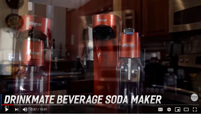 Drinkmate is #1, Says Revisionee