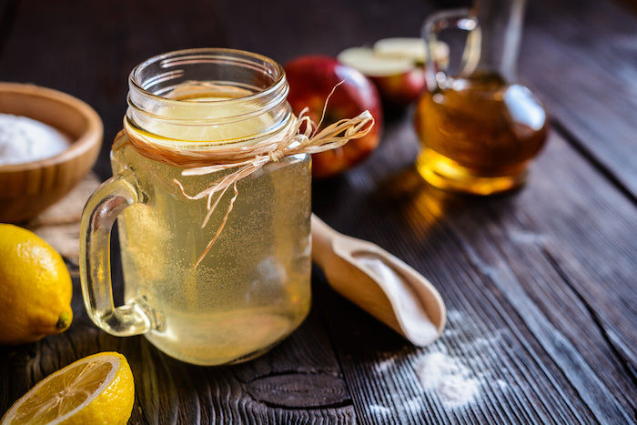 Carbonated Apple Cider
