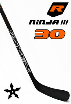 Raven Ninja III Junior Hockey Stick 30 Flex Right C19 - Go-T-Hockey Ltd.