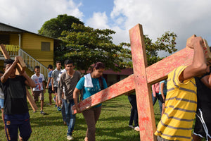 Camp Scholarships for Honduran Teens - Campamento