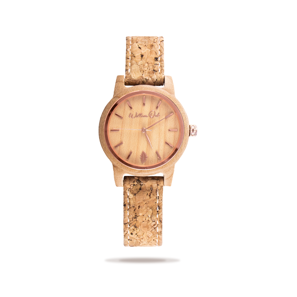 Reloj Kellerwald [Maple] William Oak