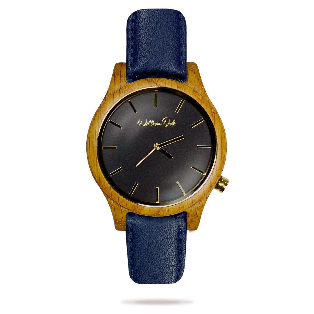 Reloj Vermont [Roble] William Oak