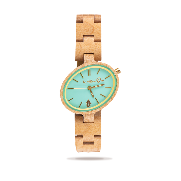 Reloj Sian Ka'an [Maple] William Oak