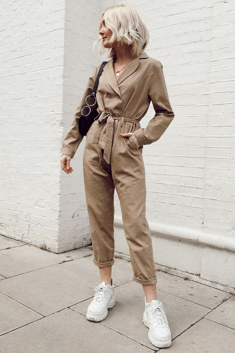 Pocket Front Boiler Suit