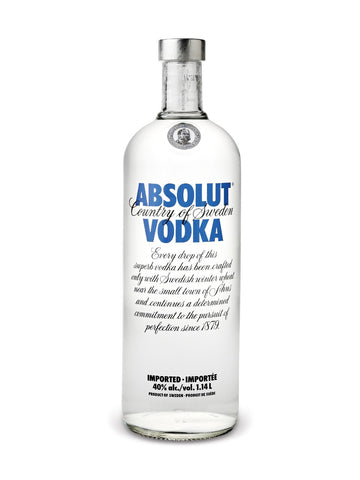 Absolut Vodka 1140ml