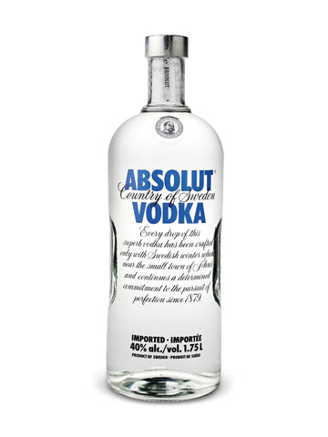 Absolut Vodka 1750ml