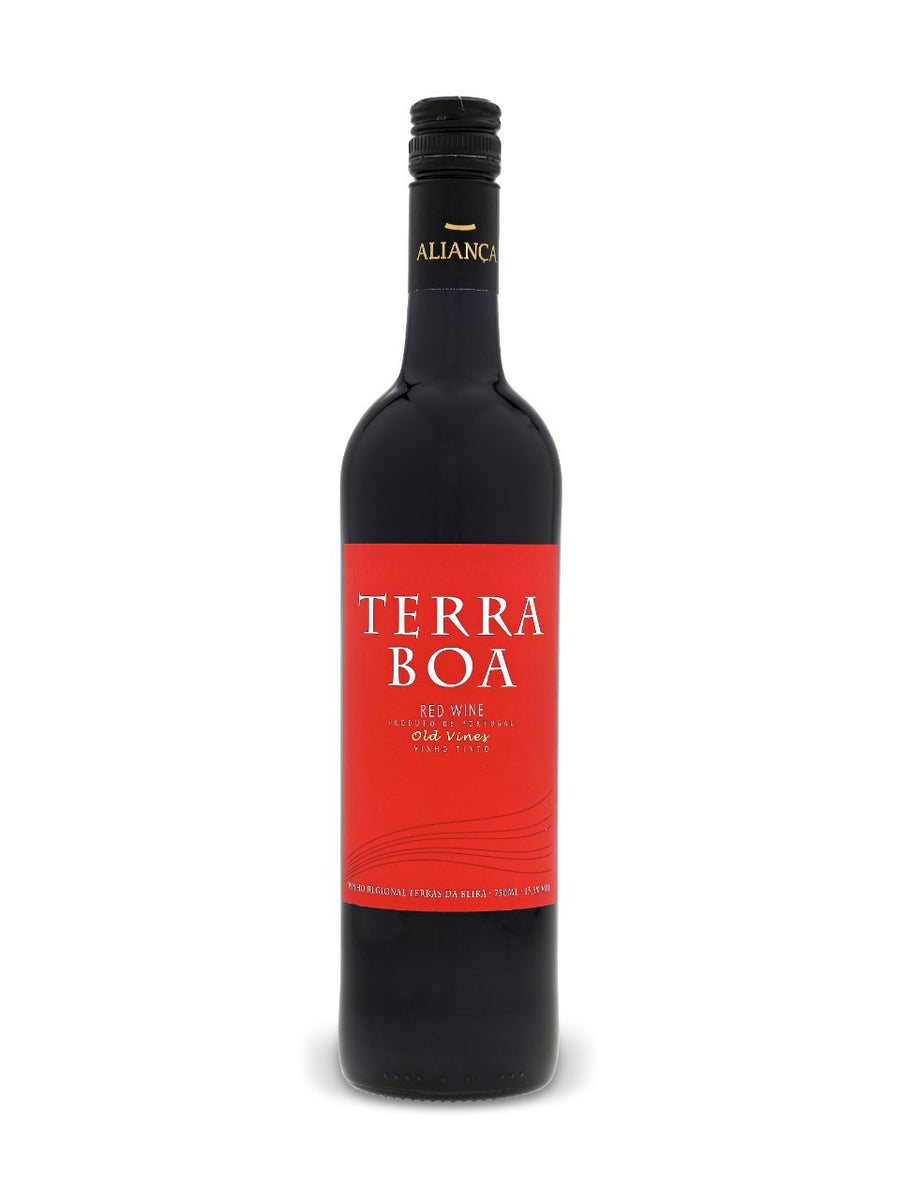 Alianca Terra Boa Vinho Tinto Old Vines 750ml