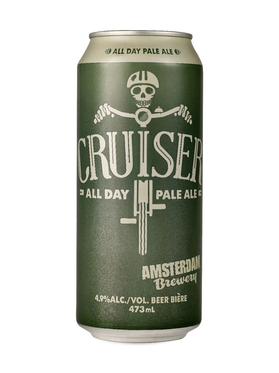 Amsterdam Cruiser All day Pale Ale 473ml