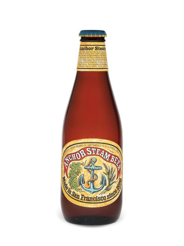 Anchor Steam Beer 6x355ml