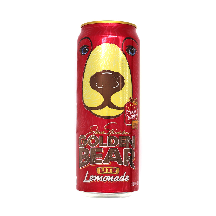 Arizona Golden Bear Strawberry Lemonade