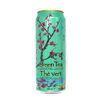 Arizona Green Tea With Ginseng