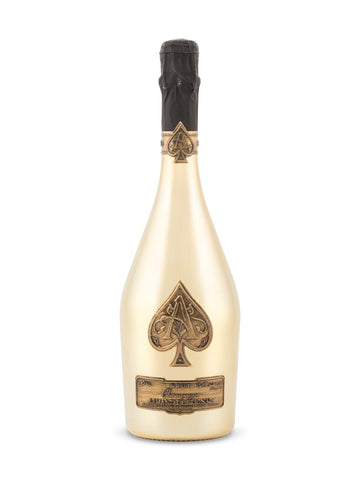 Armand de Brignac Ace of Spades Brut Gold Champagne 750ml