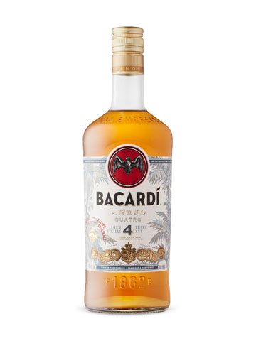 Bacardi Anejo 4 Year Old 750ml