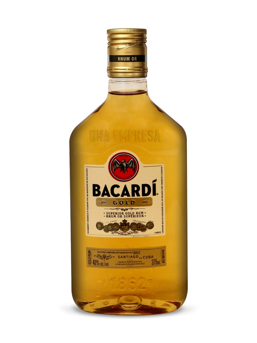 Bacardi Gold Rum (PET) 375ml