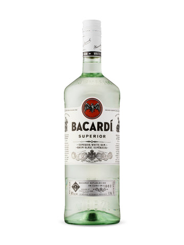 Bacardi Superior Rum 1140ml