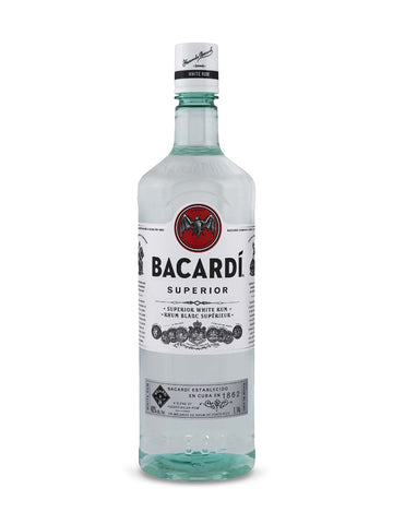 Bacardi Superior Rum (PET) 1140ml