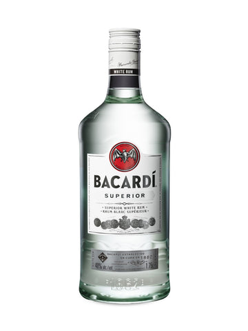 Bacardi Superior Rum (PET) 1750ml