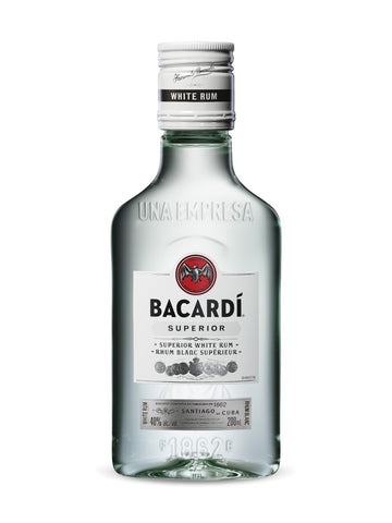 Bacardi Superior Rum (PET) 200ml