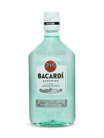 Bacardi Superior Rum (PET) 375ml