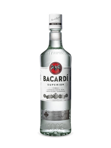 Bacardi Superior Rum (PET) 750ml