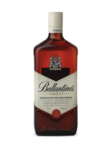 Ballantine's Finest Blended Malt Scotch Whisky 1140ml