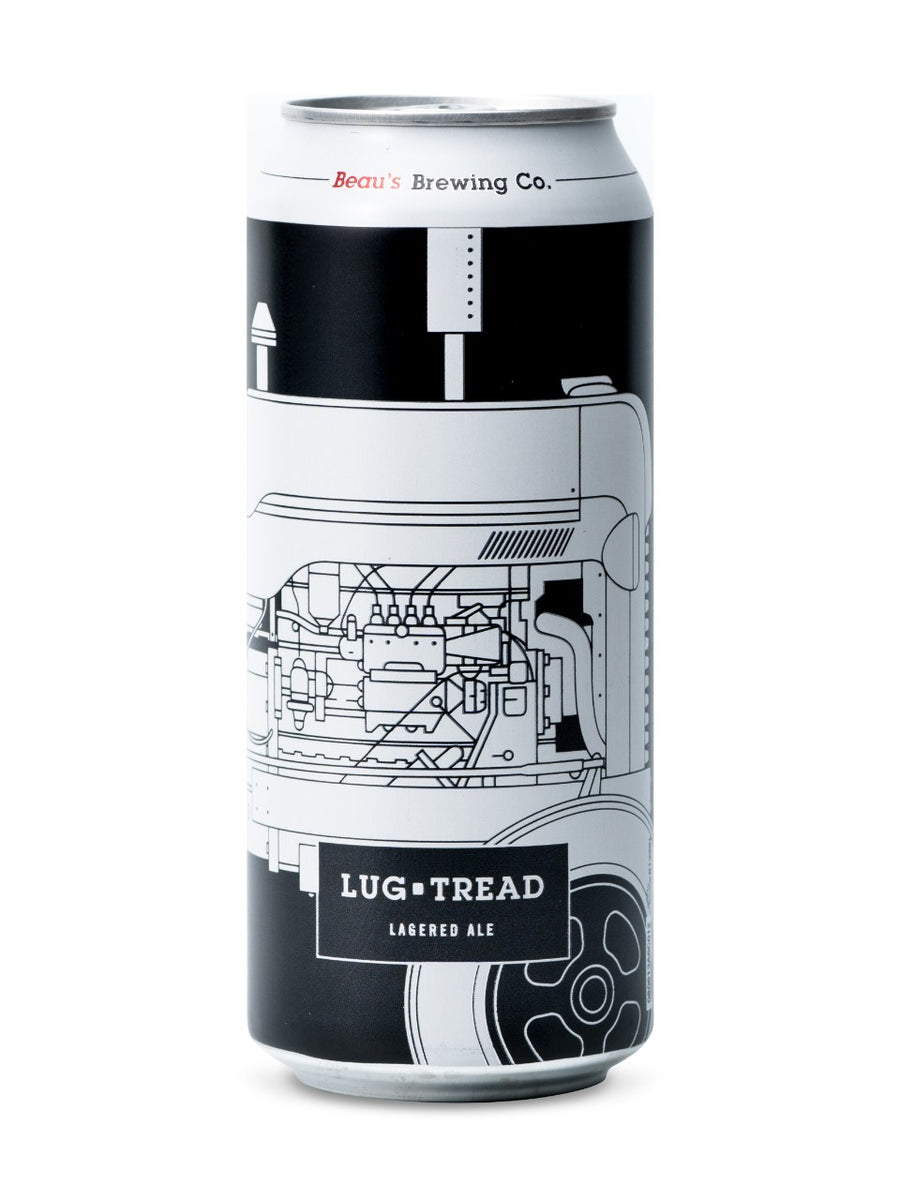 Beau's Lug Tread 473ml