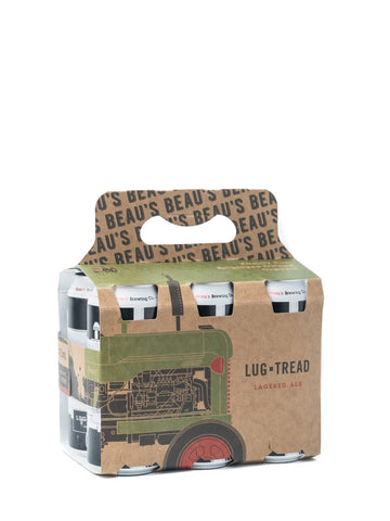 Beau's Lug Tread 6x473 ml