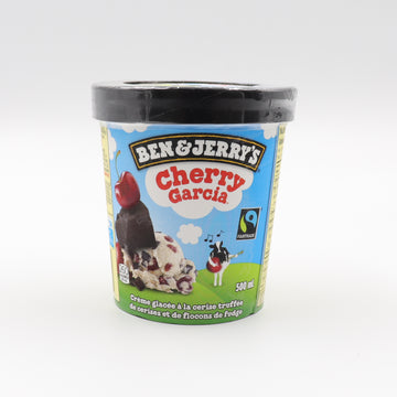 Ben & Jerry's Cherry Garcia 500ml
