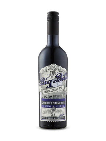Big Bill Cabernet Sauvignon 750ml