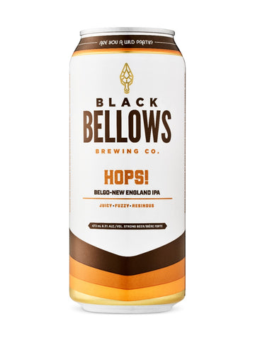 Black Bellows Hops 473ml