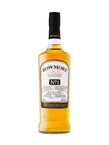 Bowmore No.1 Islay Single Malt Scotch Whisky 750ml