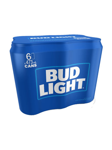 Bud Light 6x473ml