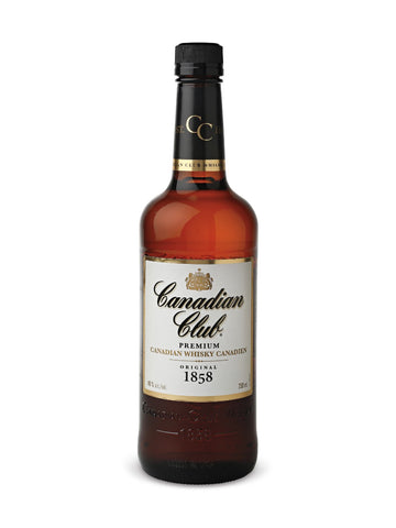 Canadia Club Whisky 750ml