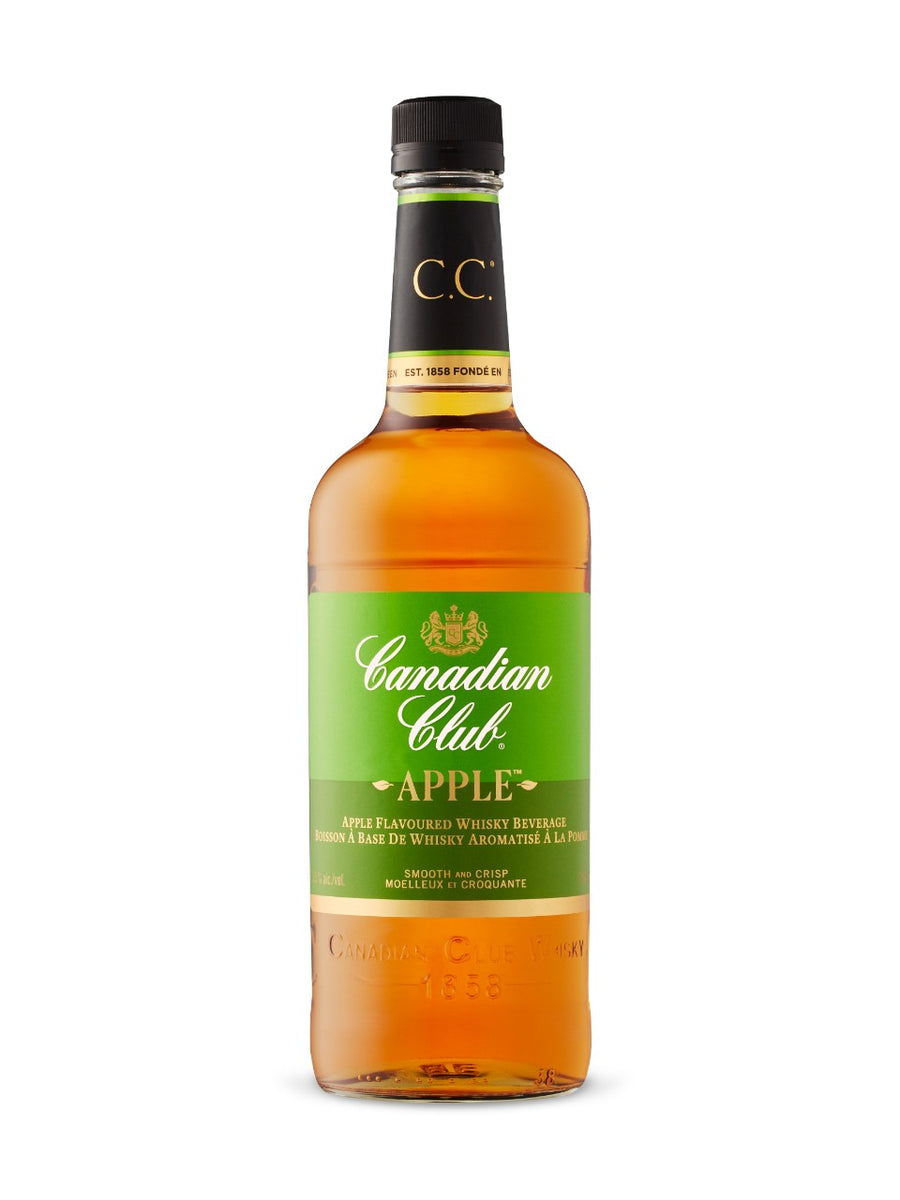 Canadian Club Apple 750ml