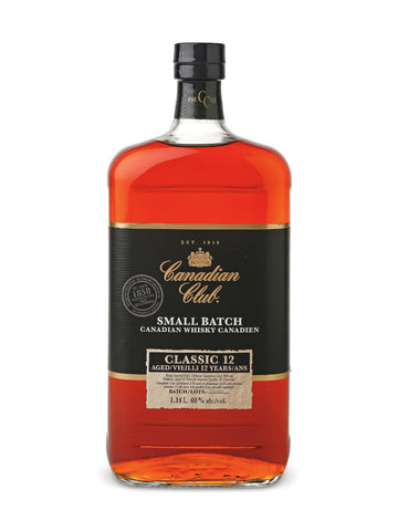 Canadian Club Classic 12 Year Old 1140ml