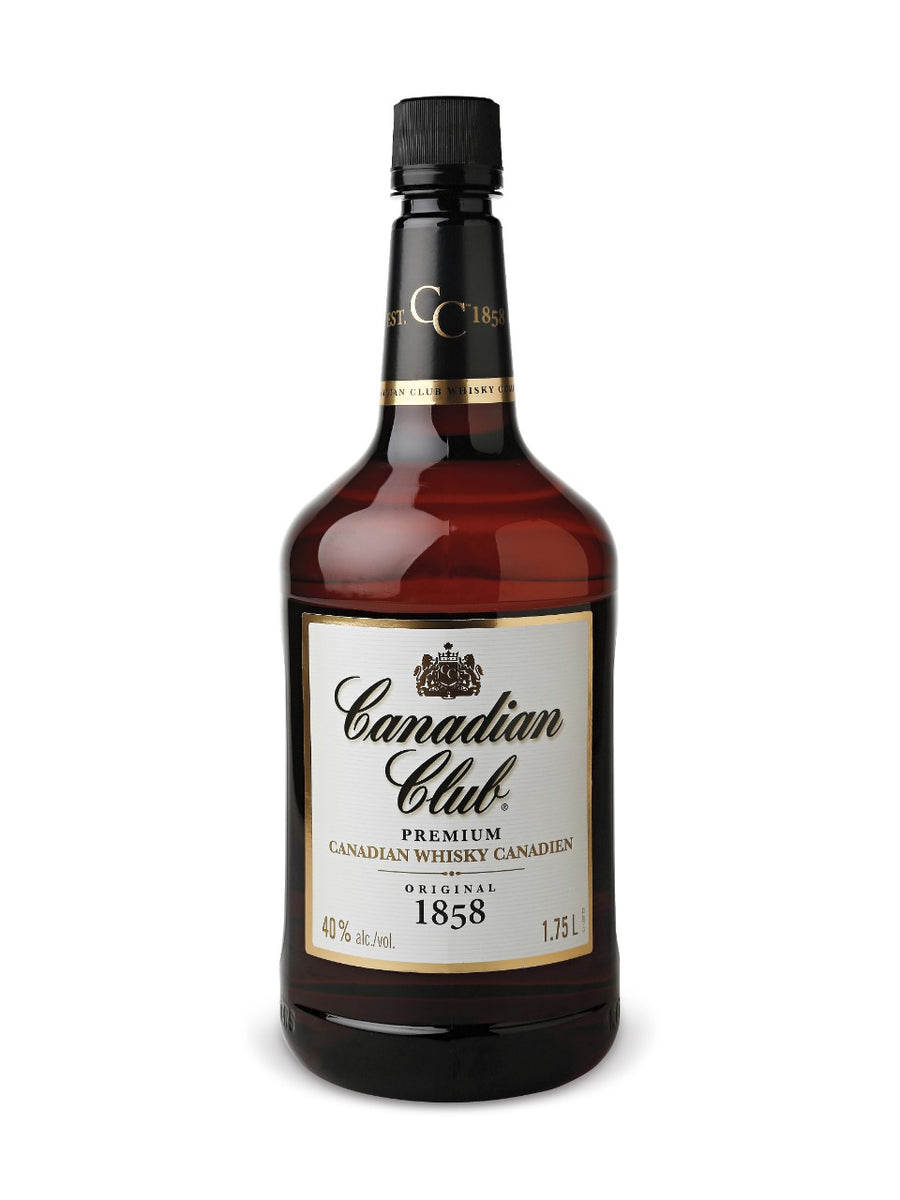Canadian Club Whisky (PET) 1750ml