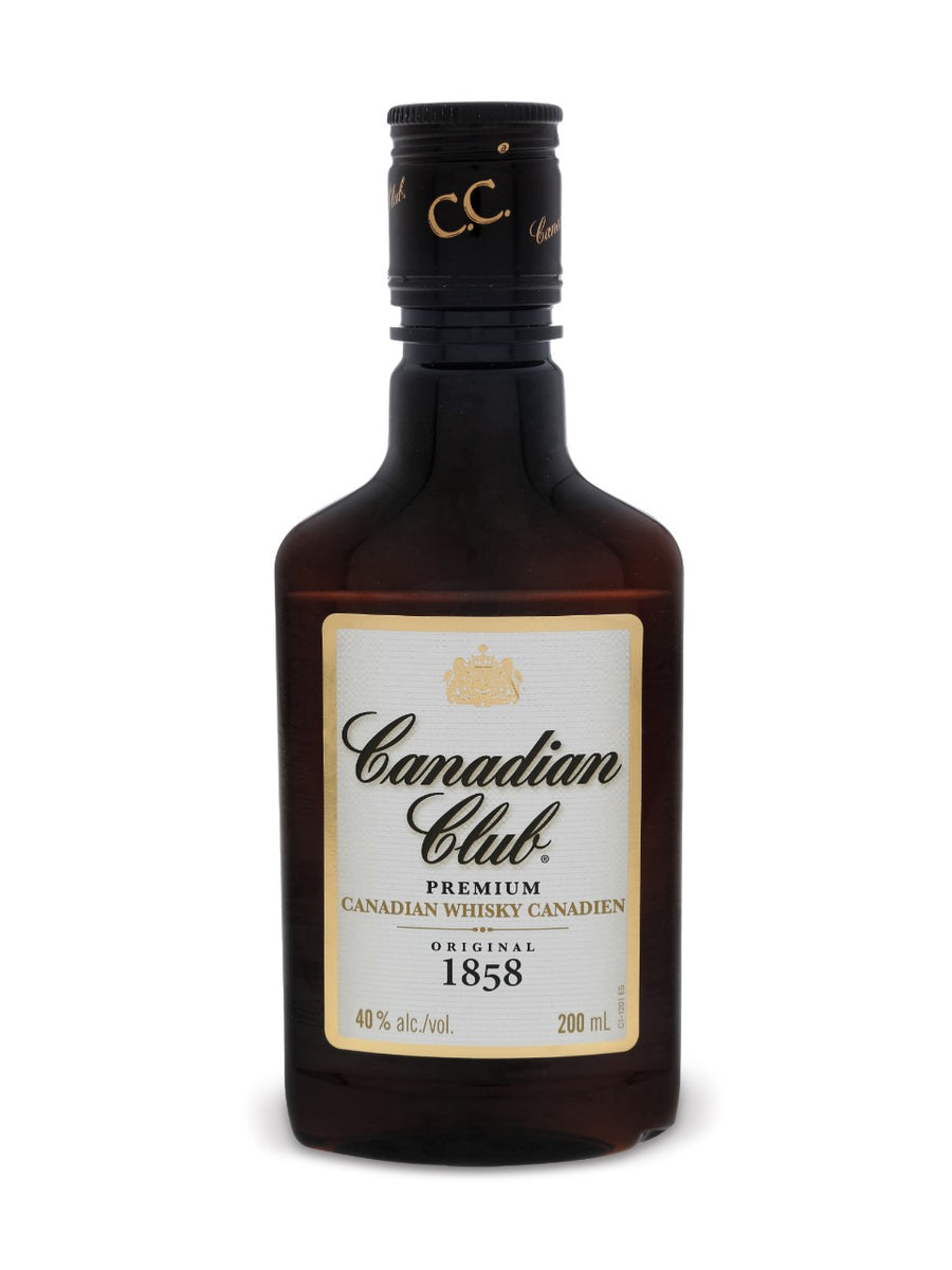 Canadian Club Whisky (PET) 200ml