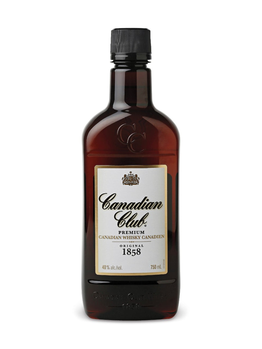 Canadian Club Whisky (PET) 750ml