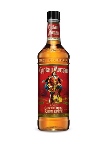 Captain Morgan Bold Spiced Rum 750ml