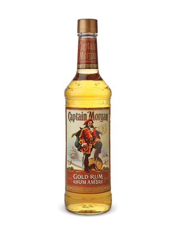 Captain Morgan Gold Rum 750ml
