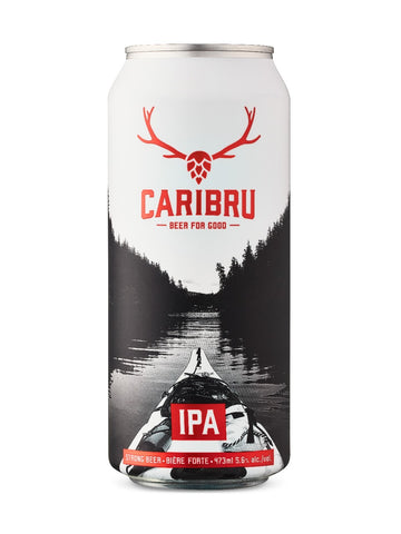 Caribru IPA 473ml