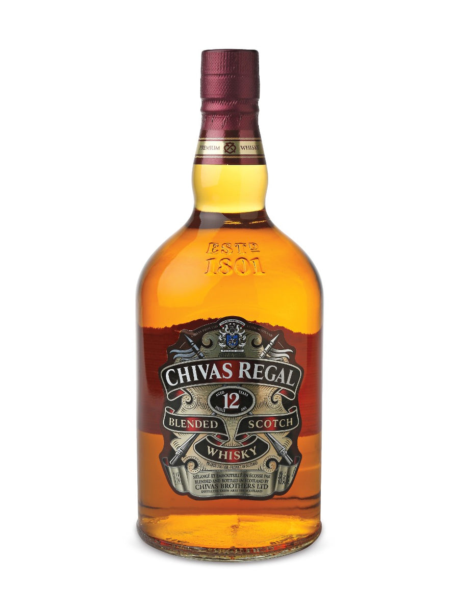 Chivas Regal 12 Year Old Scotch Whisky 1140ml