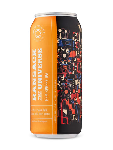 Collective arts Ransack The Universe IPA 473ml