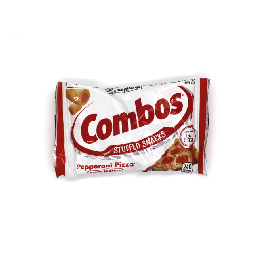 Combos Pepperoni Pizza Baked Cracker 48.2g